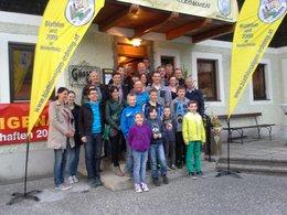 Mitgliederversammlung und Saisonabschlussfeier 2013-2014